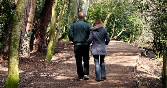 couple-walking-in-forest
